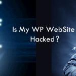 has / Is my wordpress website / site really been hacked ?